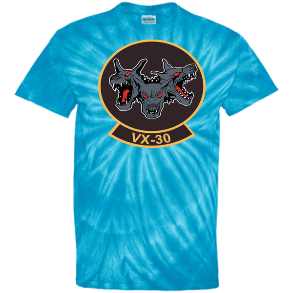 VX 30 Customized 100% Cotton Tie Dye T-Shirt