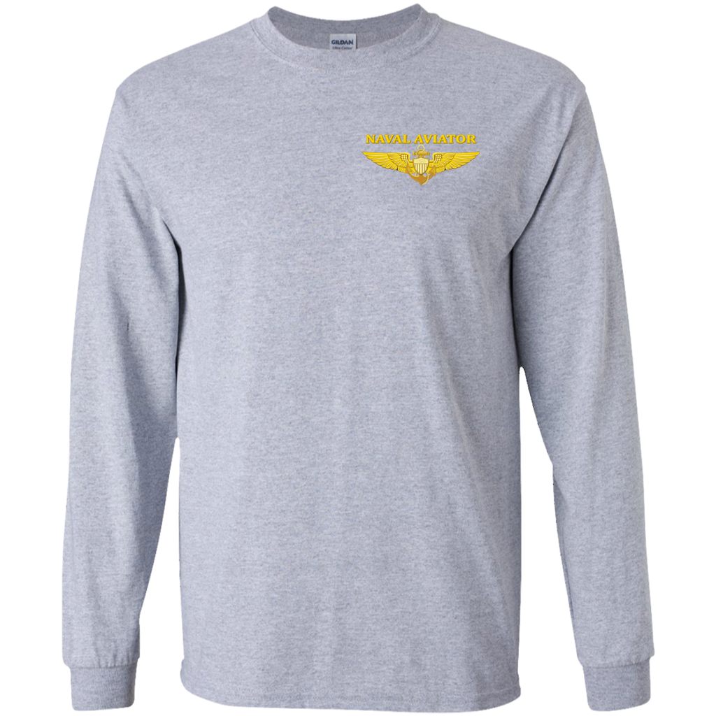 Aviator 2a LS Ultra Cotton Tshirt
