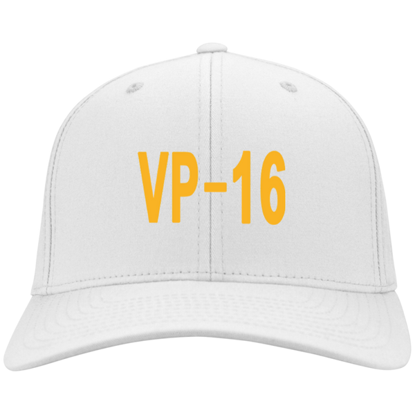 VP 16 3 Flex Fit Twill Baseball Cap