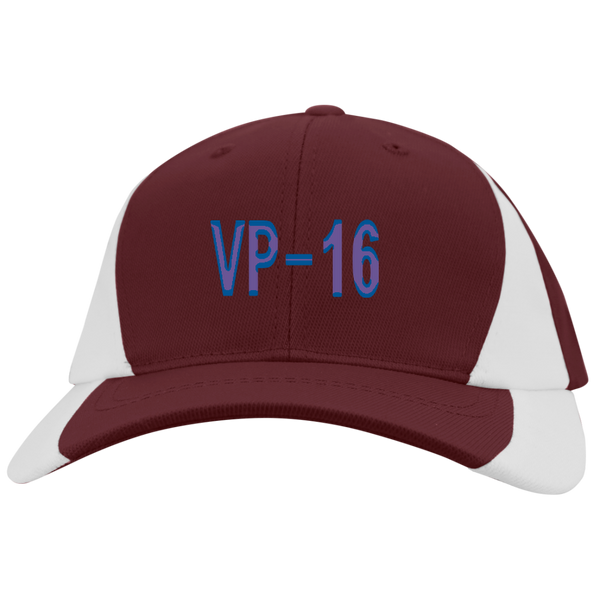 VP 16 3 Mid-Profile Colorblock Hat