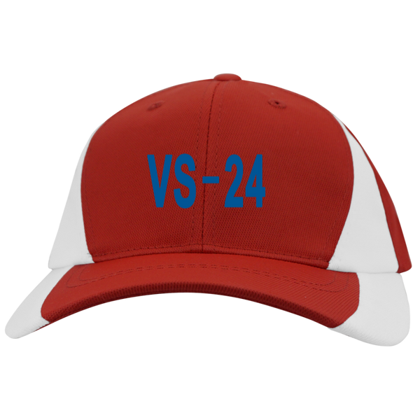 VS 24 3 Mid-Profile Colorblock Hat