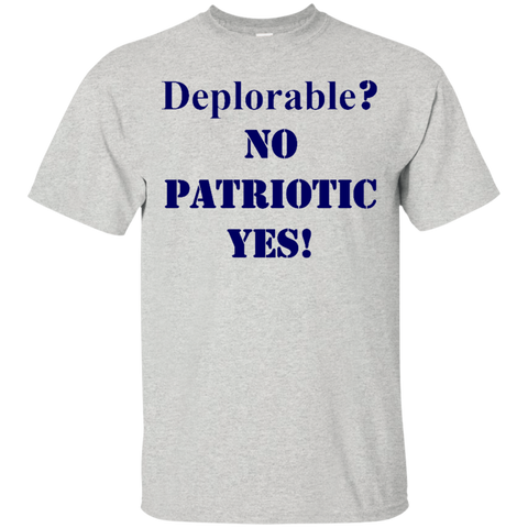 Deplorable Custom Ultra Cotton T-Shirt