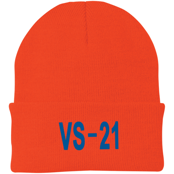 VS 21 3 One Size Fits Most Knit Cap