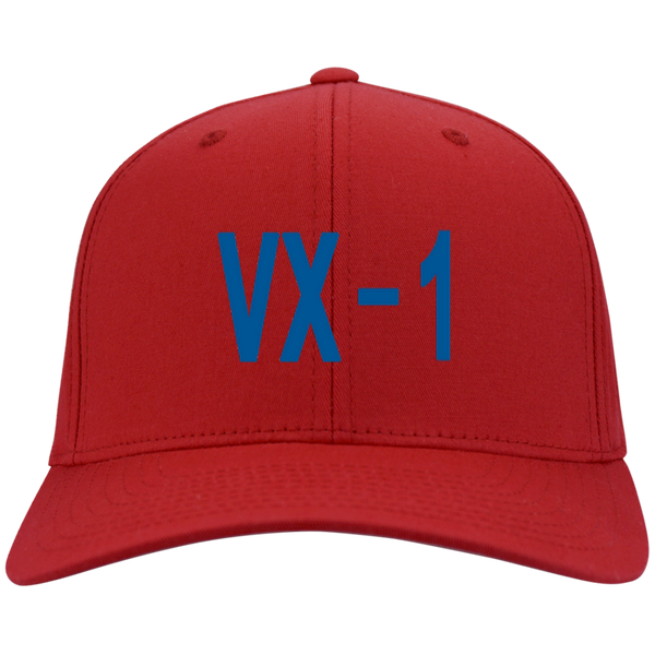 VX 01 3 Flex Fit Twill Baseball Cap