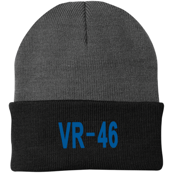VR 46 3 One Size Fits Most Knit Cap