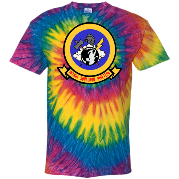 VP 19 2 Customized 100% Cotton Tie Dye T-Shirt