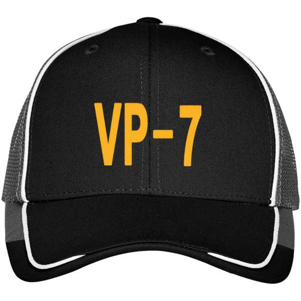 VP 07 3 Colorblock Mesh Back Cap