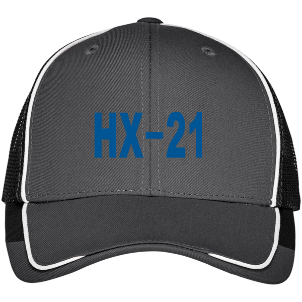 HX 21 3 Colorblock Mesh Back Cap