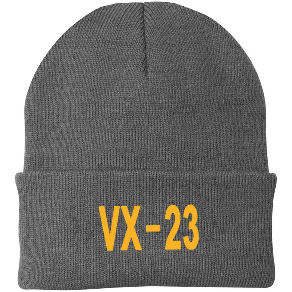 VX 23 3 One Size Fits Most Knit Cap