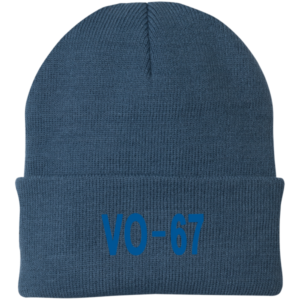 VO 67 3 One Size Fits Most Knit Cap