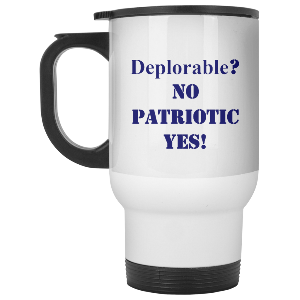 Deplorable Travel Mug