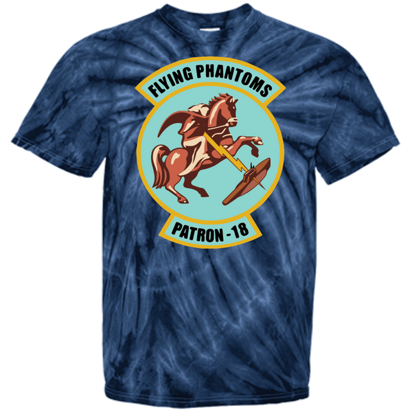VP 18 1 Customized 100% Cotton Tie Dye T-Shirt