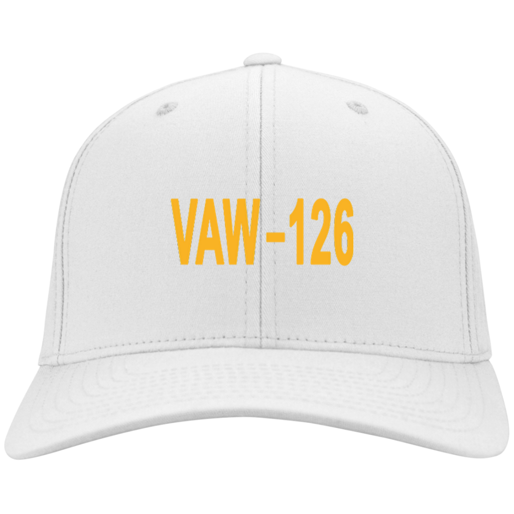 VAW 126 3 Flex Fit Twill Baseball Cap
