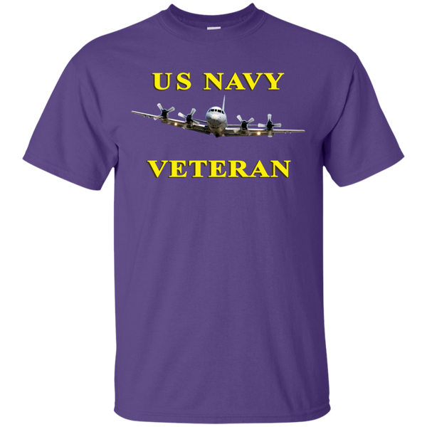Navy Veteran 2 Cotton Ultra T-Shirt