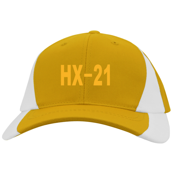 HX 21 3 Mid-Profile Colorblock Hat