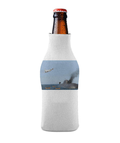 Abandon Ship Bottle Sleeve