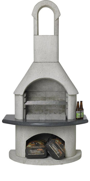 Outdoor Fireplace & BBQ | Ambiente