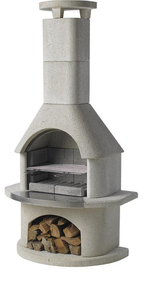 Buschbeck Elba BBQ / Outdoor Fireplace