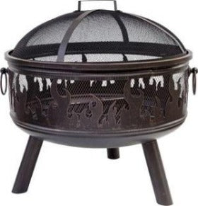 Wildfire Fire pit | Buschbeck