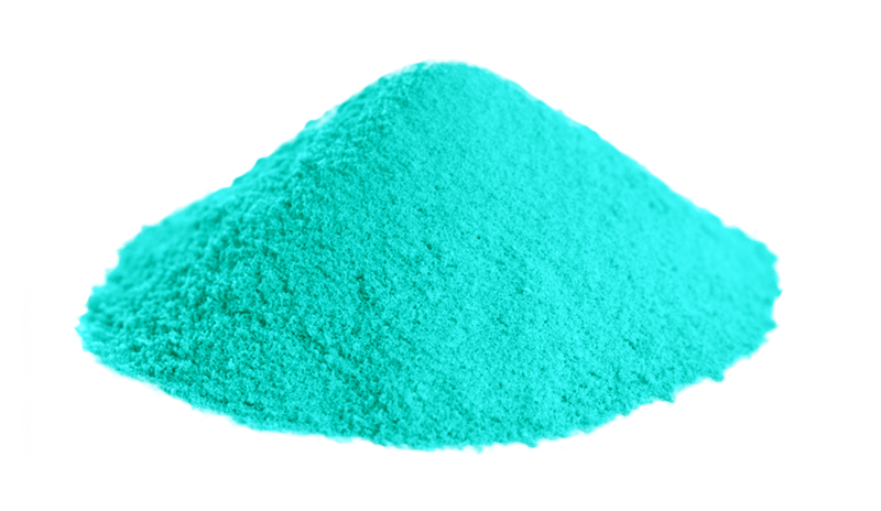 Blue Green - Glow Powder