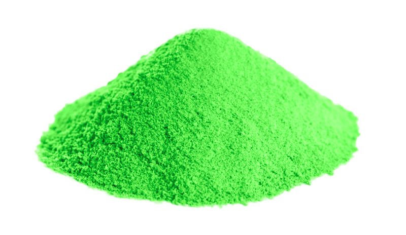 Yellow Green - Glow Powder