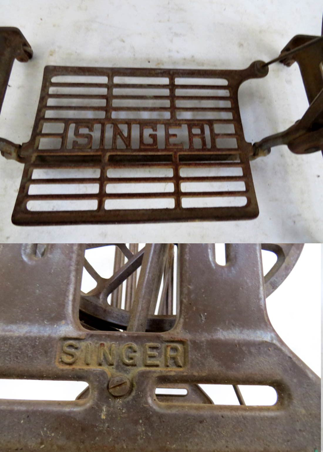 Singer Sawing Machine Table II