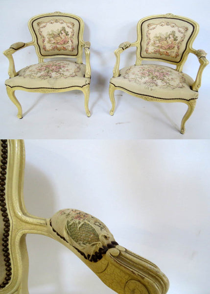 CHAIRS Louis XVI‏ II