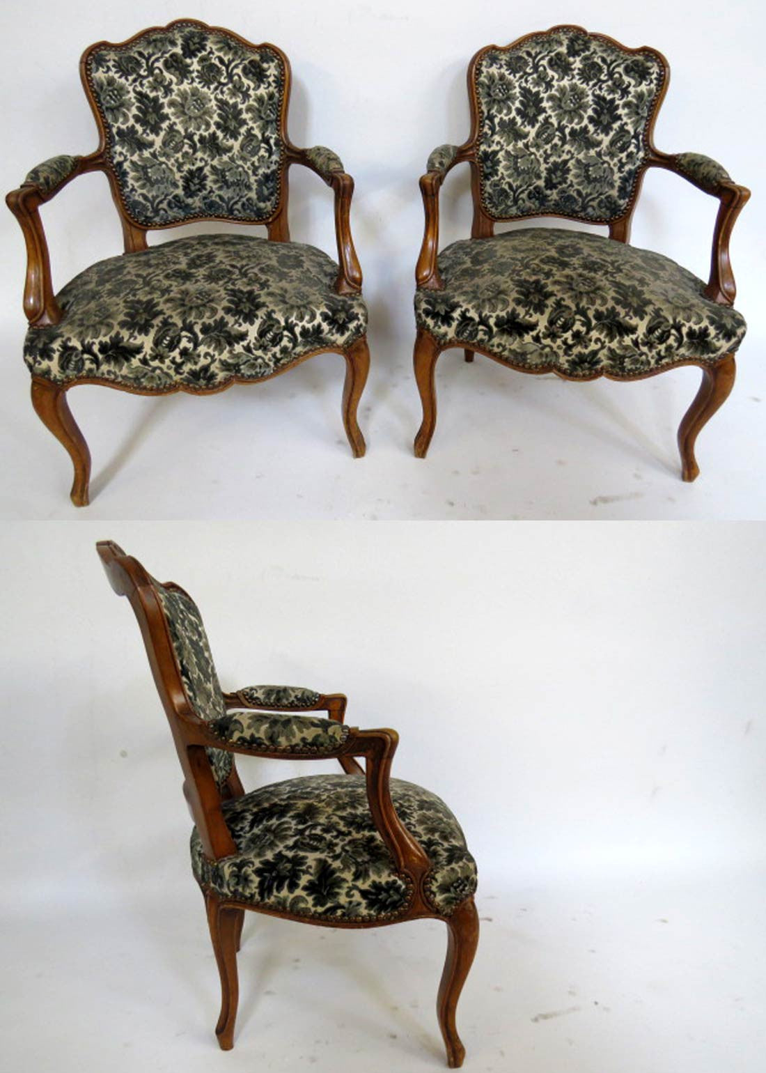 CHAIRS Louis XVI Style