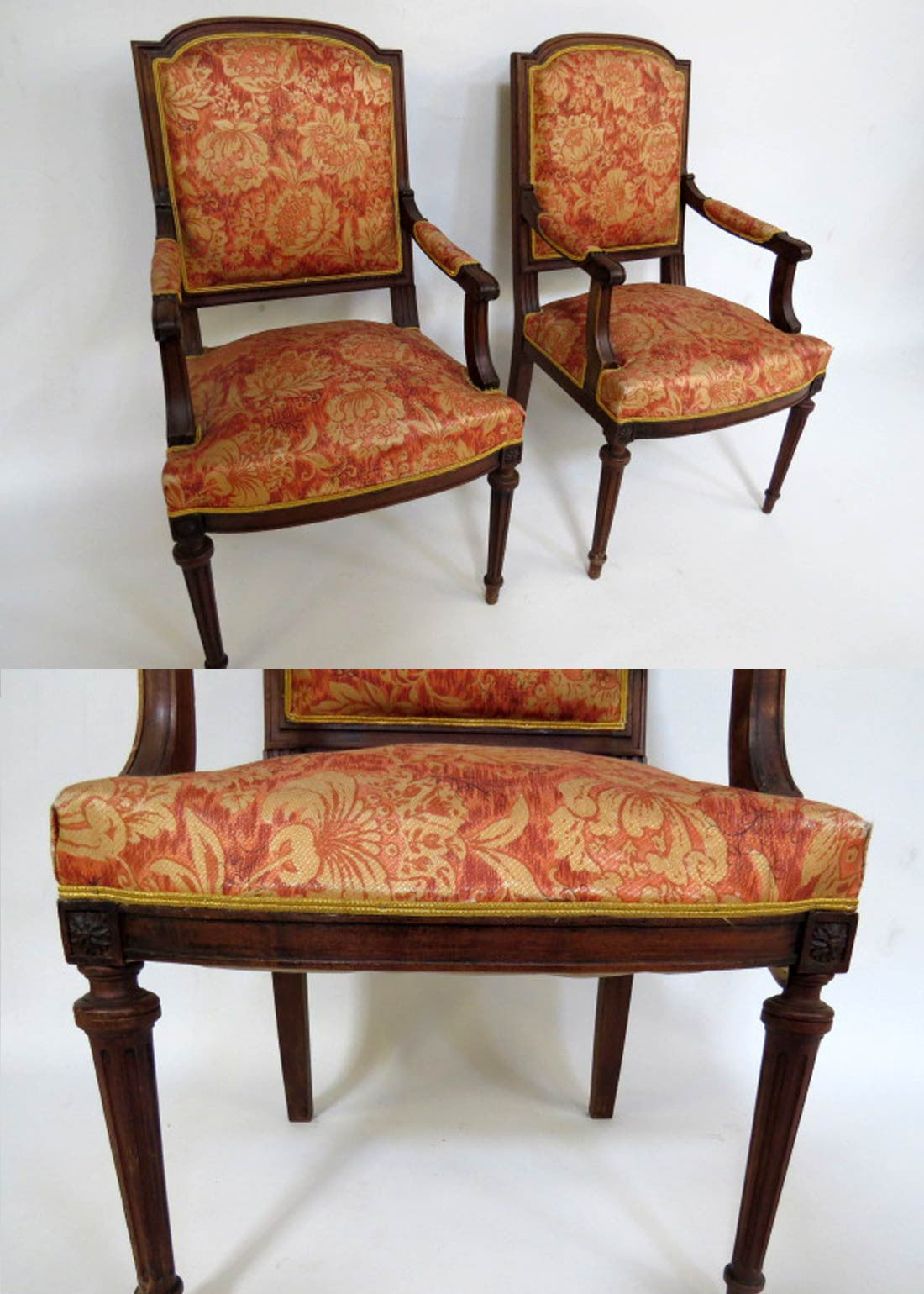 CHAIRS Louis XVI‏ III