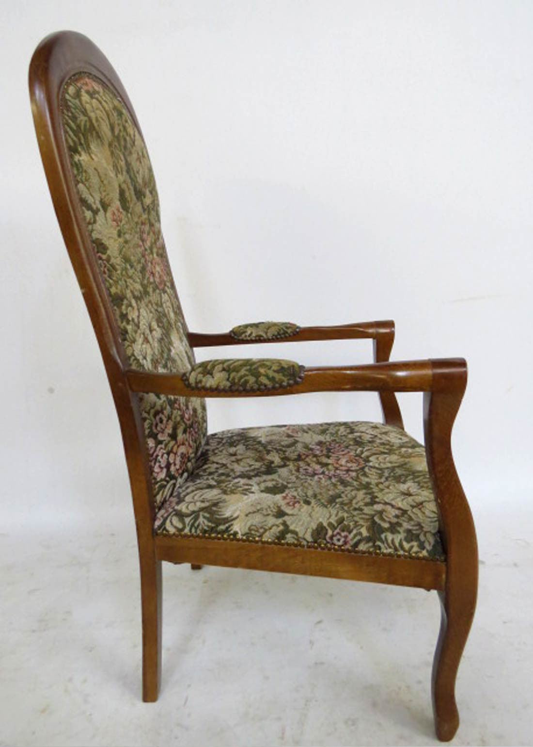 Voltaire Chair Style
