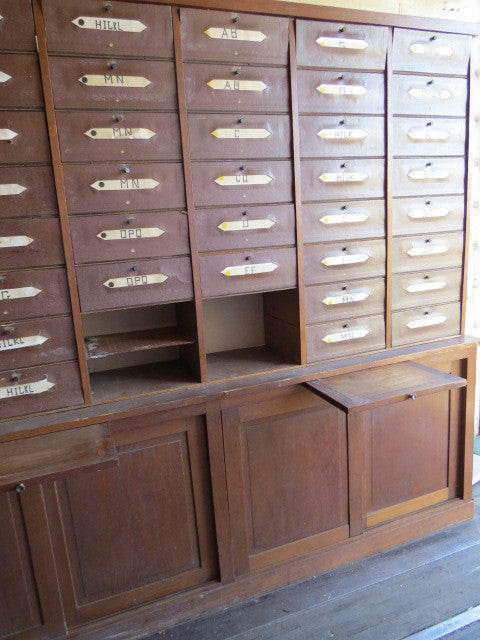 Notary Cabinet