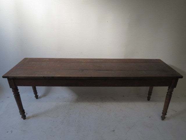 LONG FARM TABLE