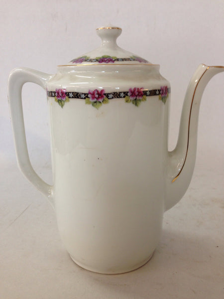 1900's Limoges Coffee Pot