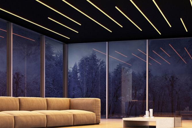 Led Architectural Linear Lighting Fixtures Luxe Led Lighting
