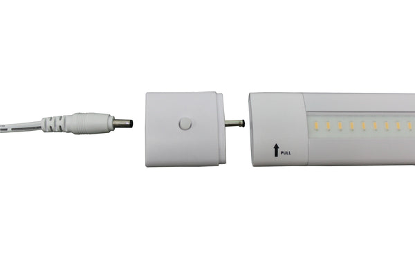 Luxe LED Bar Master On/Off Switch | White