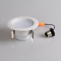 Luxe Fresco 4 Inch LED Downlight | Modern Grade