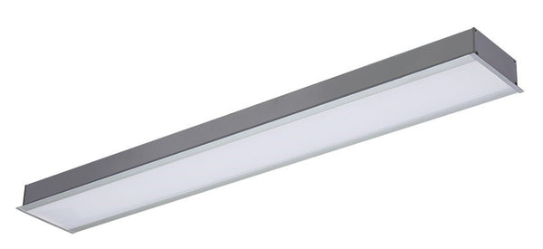 Luxe LED Embedded Linear Light | 60W | Width: 63mm | Height: 50mm | Length: 8ft
