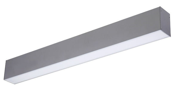 Luxe LED Linear Light | 80W | Width: 49mm | Height: 70mm | Length: 8ft