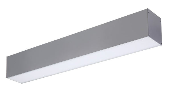 Luxe LED Linear Light | 100W | Width: 75mm | Height: 90mm | Length: 8ft