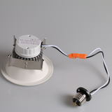 Luxe Arcus LED Downlight | 4 in | 9W | Round