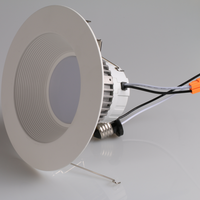 Luxe Arcus LED Downlight | 5/6 in | 15W | Round