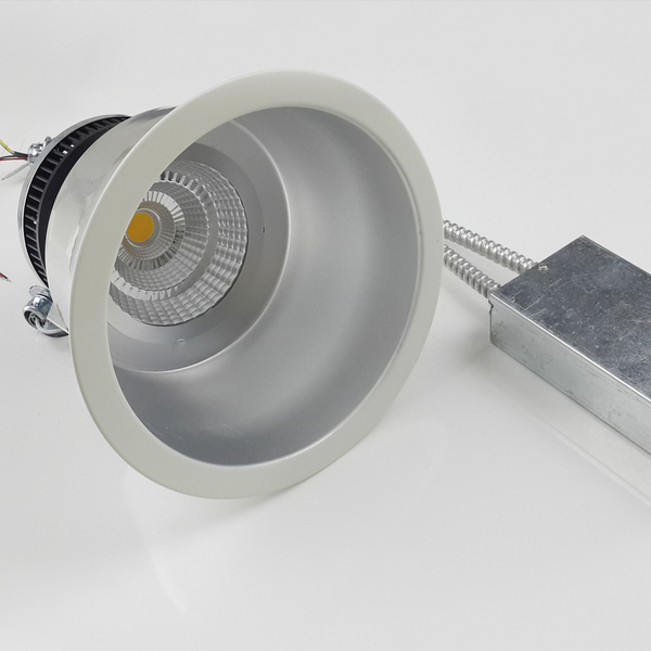 Luxe Oculus 8 Inch LED Downlight | Commercial Grade