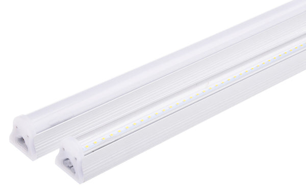 4-Pack of Luxe LED T8 Integrated Tube | 18W Waterproof | 4 FT