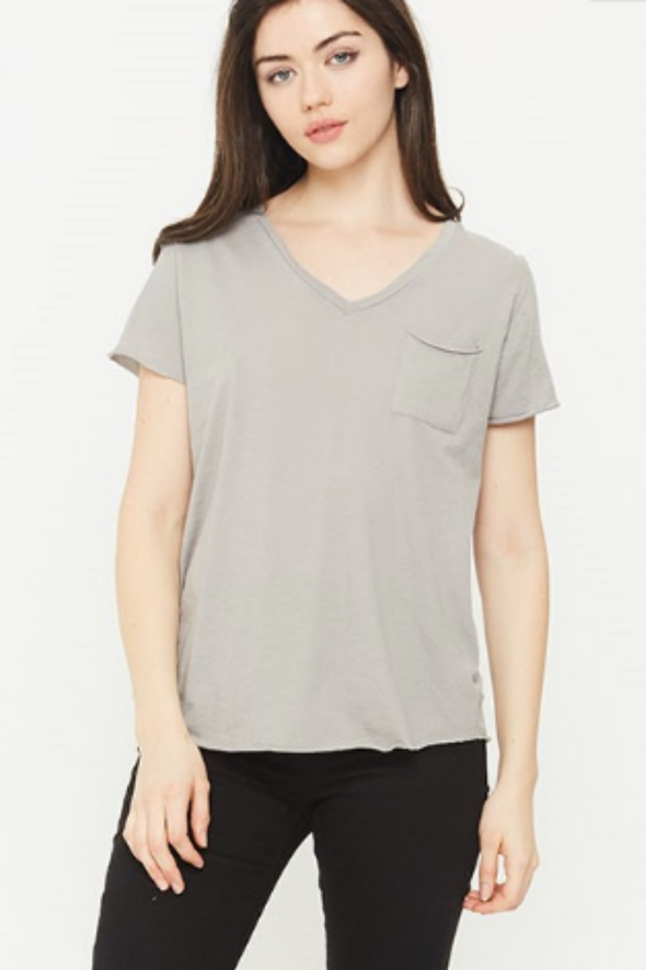 Beverly V-Neck T-Shirt