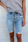 Marlin Stretch Bermuda Denim Shorts
