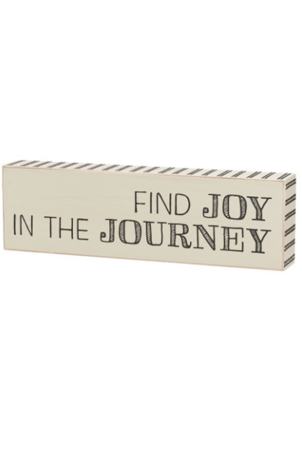 In the Journey Box Sign