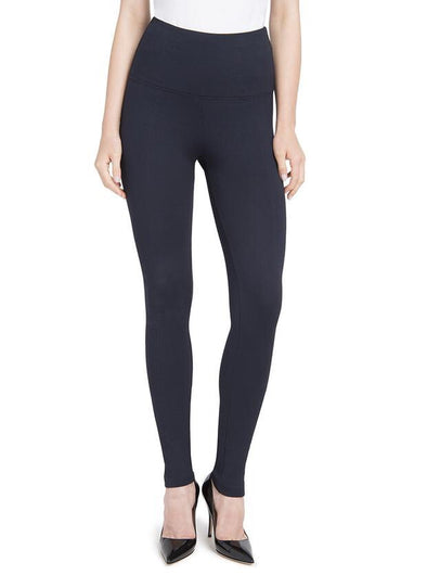 Navy Center Seam Pointe Legging