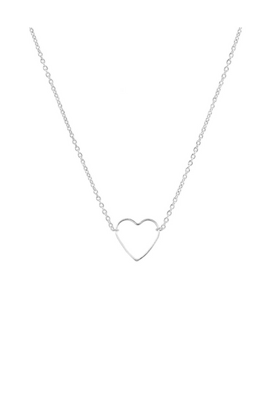Always with Love Heart Necklace