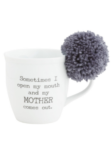 Mother Comes Out Mug