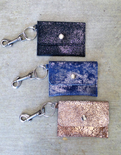 Key Chain-Wallets by Kim White